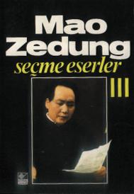 Mao Zedung Seçme Eserler 3. Cilt