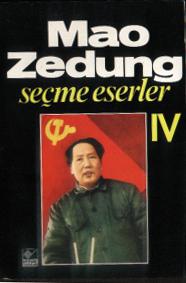 Mao Zedung Seçme Eserler 4. Cilt Mao Zedung