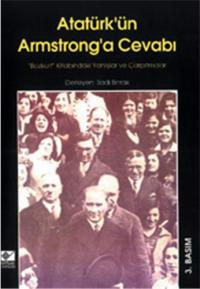 Atatürk'ün Armstrong'a Cevabı %25 indirimli Sadi Borak