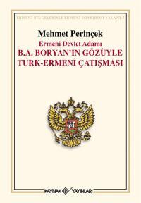 B.A. Boryan'ın Gözüyle Türk-Ermeni Çatışması %25 indirimli Mehmet Peri
