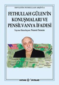 Fethullah Gülen'in Konuşmaları ve Pensilvanya İfadesi %25 indirimli Nu