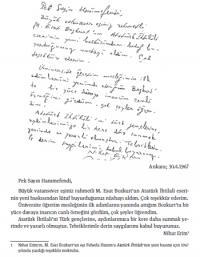 Atatürk İhtilali Mahmut Esat Bozkurt