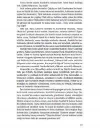 Strateji Ustası Atatürk Fikret Bayır