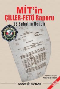 MİT'in Çiller - Fetö Raporu Nusret Senem