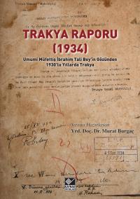 Trakya Raporu (1934)